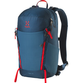 Haglöfs Spira 20 Mochila, blue ink/pop red